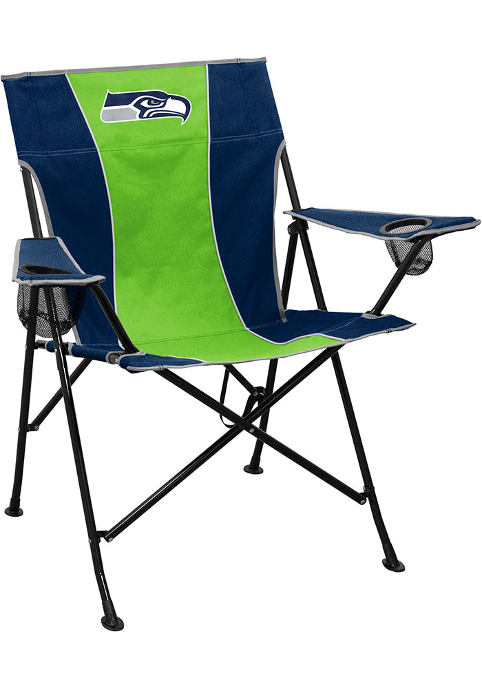 Seattle Seahawks Pregame Canvas Chair - Image 1