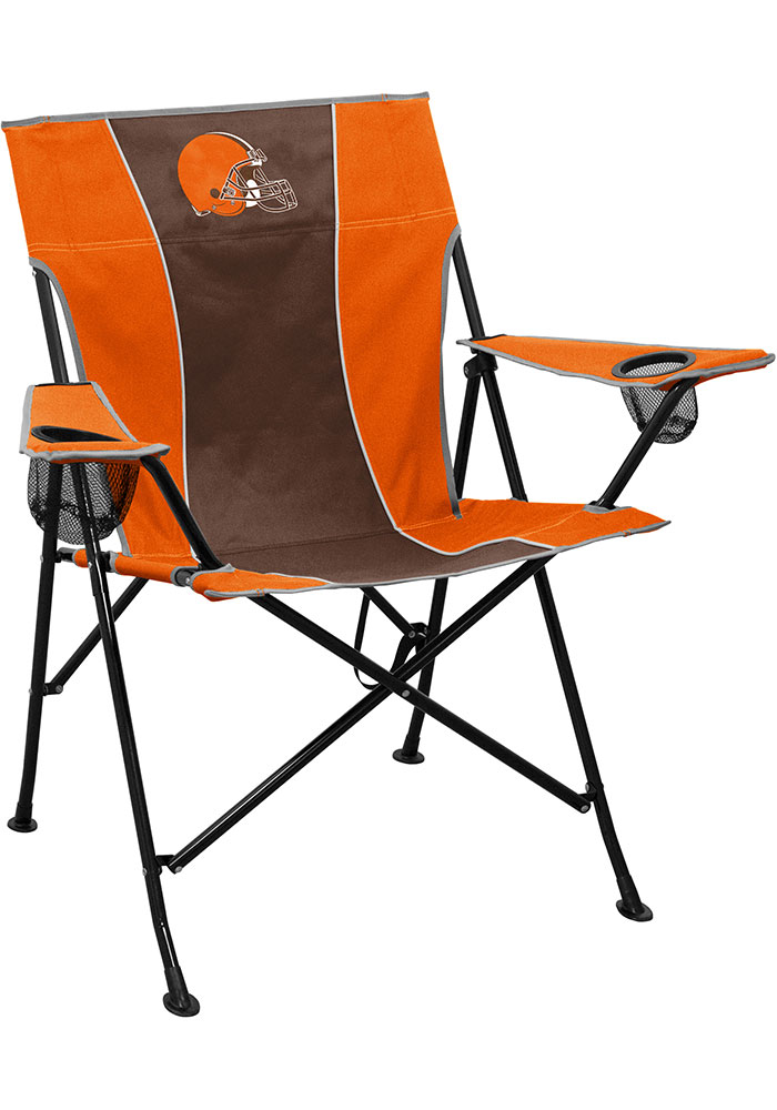 Cleveland Browns Pregame Canvas Chair - Image 1