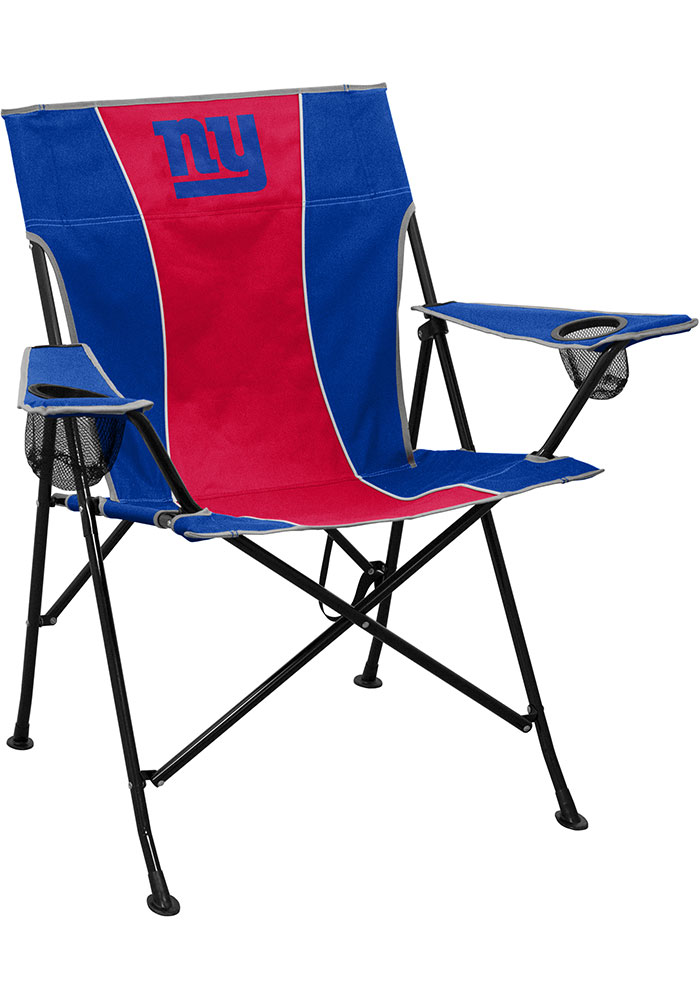 New York Giants Pregame Canvas Chair - Image 1
