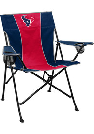 Houston Texans Pregame Canvas Chair