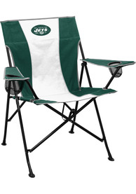 New York Jets Pregame Canvas Chair