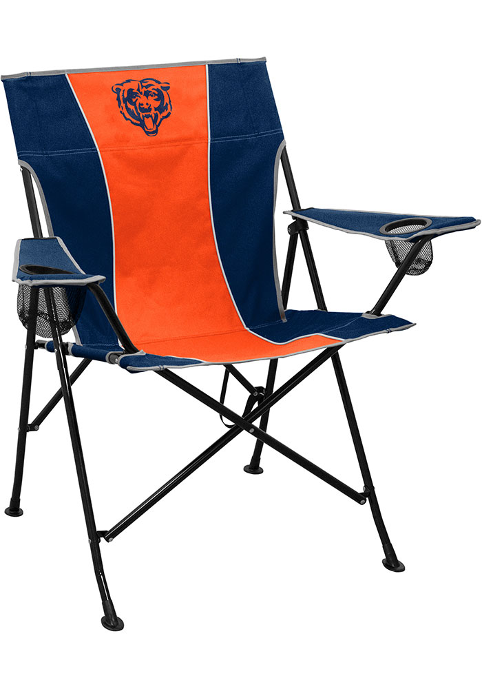Chicago Bears Pregame Canvas Chair - Image 1