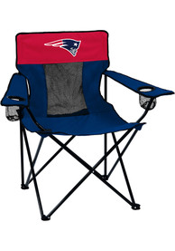 New England Patriots Elite Canvas Chair