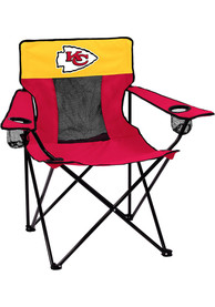 Kansas City Chiefs Elite Canvas Chair