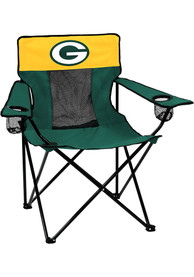 Green Bay Packers Elite Canvas Chair