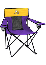 Minnesota Vikings Elite Canvas Chair