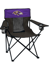 Baltimore Ravens Elite Canvas Chair
