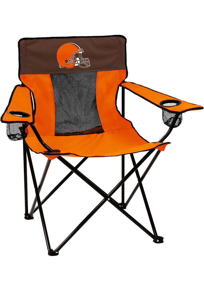 Cleveland Browns Elite Canvas Chair - Image 1