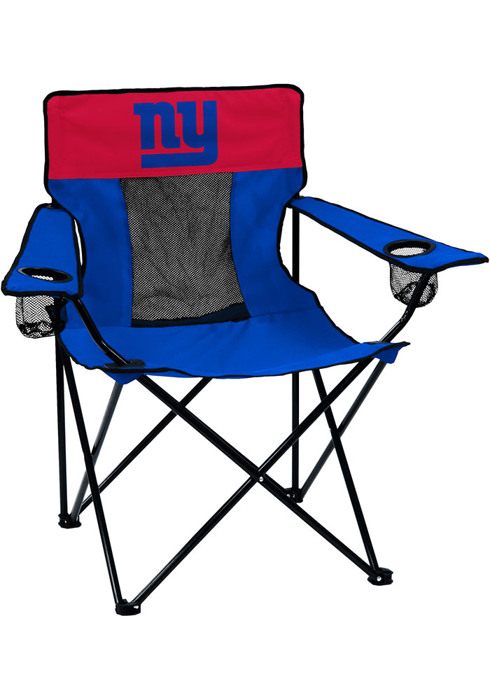 New York Giants Elite Canvas Chair - Image 1