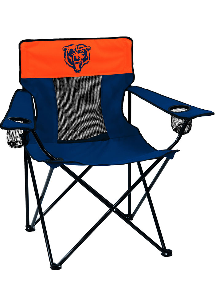 Chicago Bears Elite Canvas Chair - Image 1
