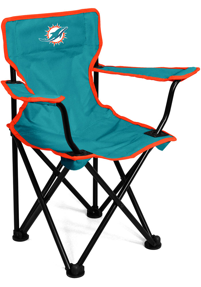 Miami Dolphins Toddler Toddler Chair - Image 1