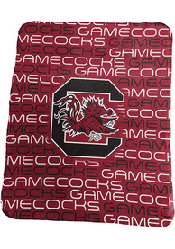 South Carolina Gamecocks Classic Fleece Blanket
