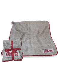 Arizona Coyotes Frosty Fleece Blanket