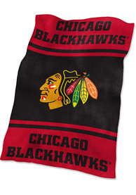 Chicago Blackhawks Ultra Soft Raschel Blanket