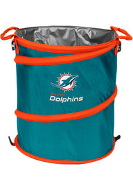 Miami Dolphins Trashcan Cooler