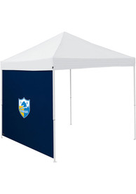 Los Angeles Chargers Navy Blue 9x9 Team Logo Tent Side Panel