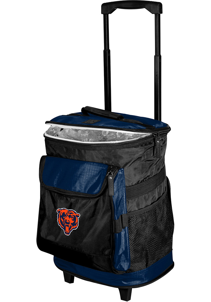 Chicago Bears Rolling Cooler - Image 1