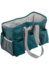 Philadelphia Eagles Crosshatch Tote - Green