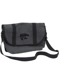 K-State Wildcats Varsity Messanger Gym Bag - Purple