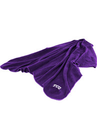 TCU Horned Frogs Huddle Fleece Blanket