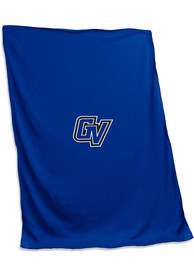 Grand Valley State Lakers Screened Sweatshirt Sweatshirt Blanket