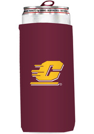 Central Michigan Chippewas 12oz Slim Can Coolie