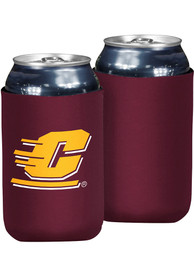 Central Michigan Chippewas 12oz Can Coolie
