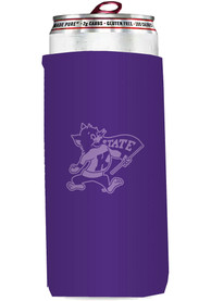 K-State Wildcats 12oz Slim Can Coolie
