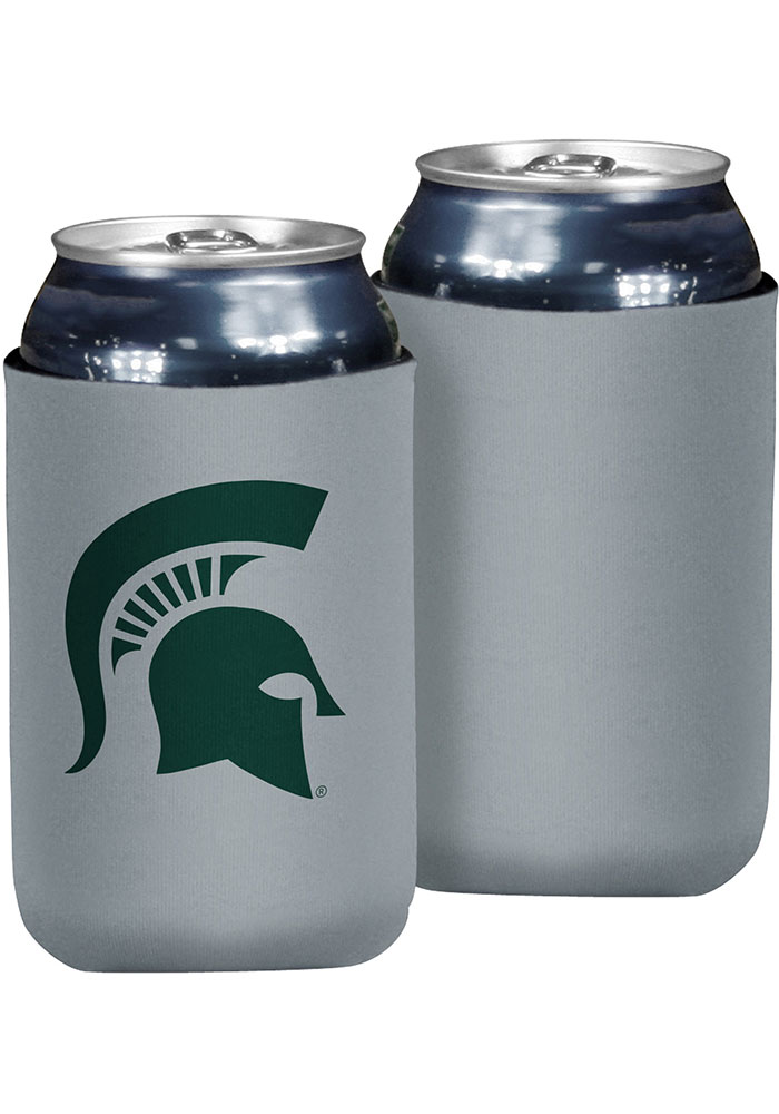 Michigan State Spartans 12oz Can Coolie