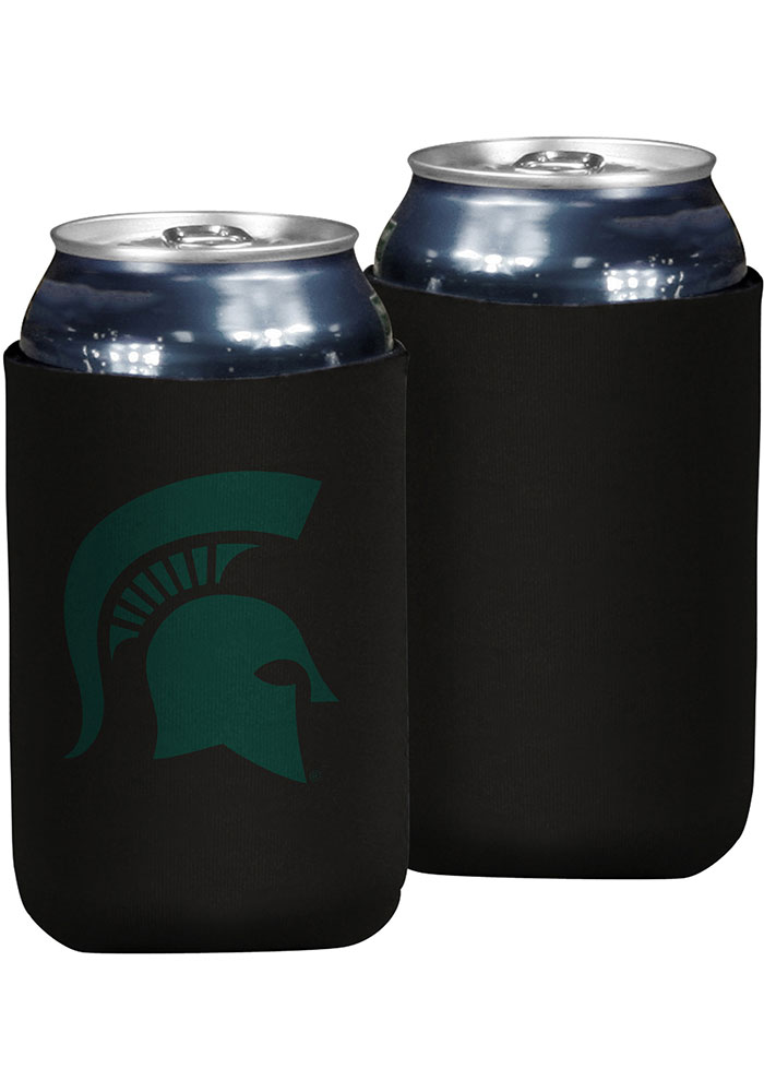 Michigan State Spartans 12oz Can Coolie - Image 1
