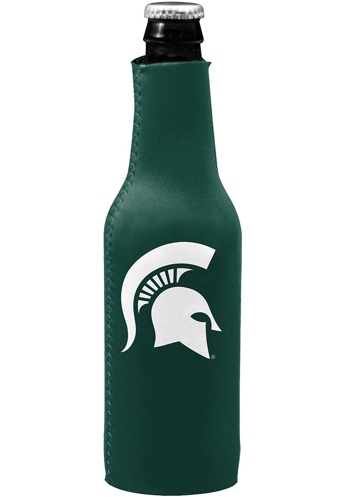 Michigan State Spartans 12oz Bottle Coolie - Image 1
