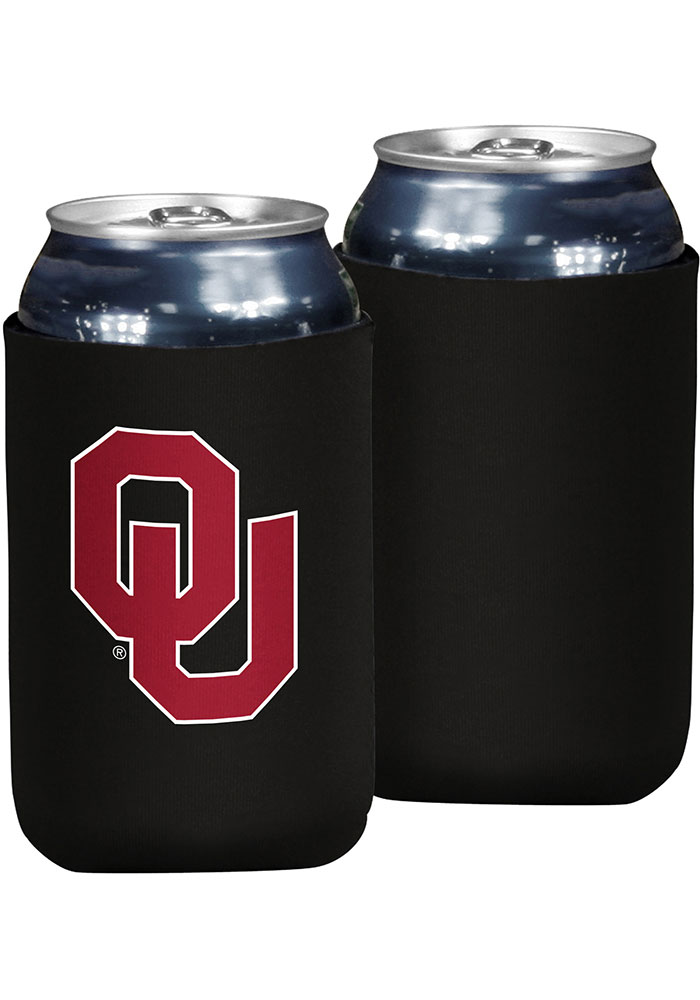 Oklahoma Sooners 12oz Can Coolie