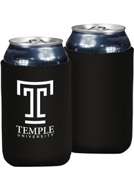 Temple Owls 12oz Can Coolie