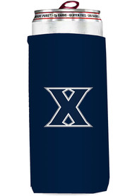 Xavier Musketeers 12oz Slim Can Coolie