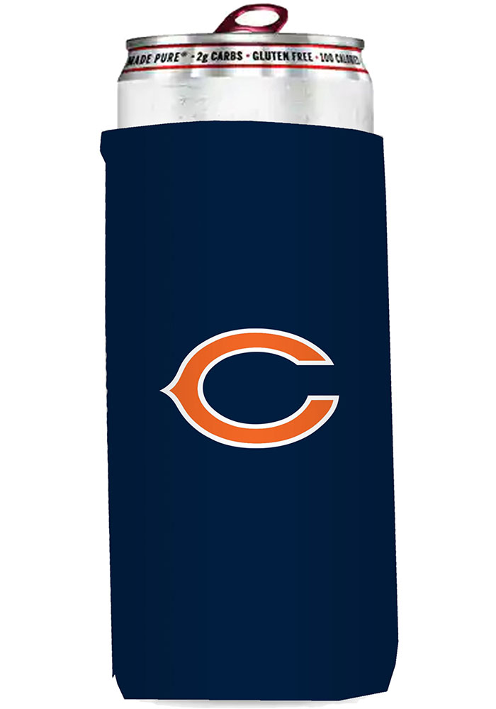 Chicago Bears 12oz Slim Can Coolie