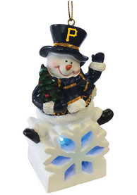 Pittsburgh Pirates Color-Changing LED Ornament