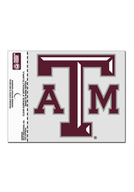 Texas A&M Aggies Small Auto Static Cling