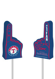 Texas Rangers Mini Foam Finger Auto Antenna Topper