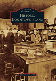 DOWNTOWN PLANO BOOK History Book