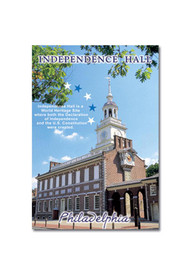 Colonial Independence Hall Postcard Postcard