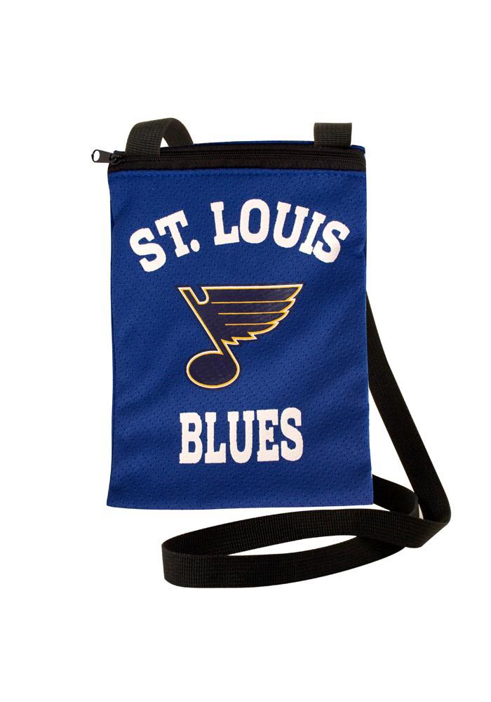 St Louis Blues Gameday Pouch Womens Purse - Image 1