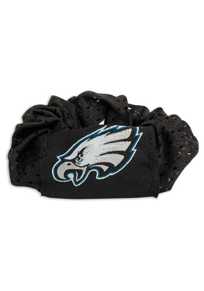 Philadelphia Eagles Twist Youth Hair Scrunchie - Image 1