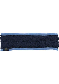 Philadelphia Union Womens Adidas Knit Headband - Navy Blue
