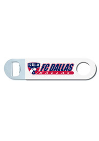 FC Dallas Blue and Red Bottle Opener