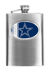 Dallas Cowboys 8oz Stainless Steel Flask