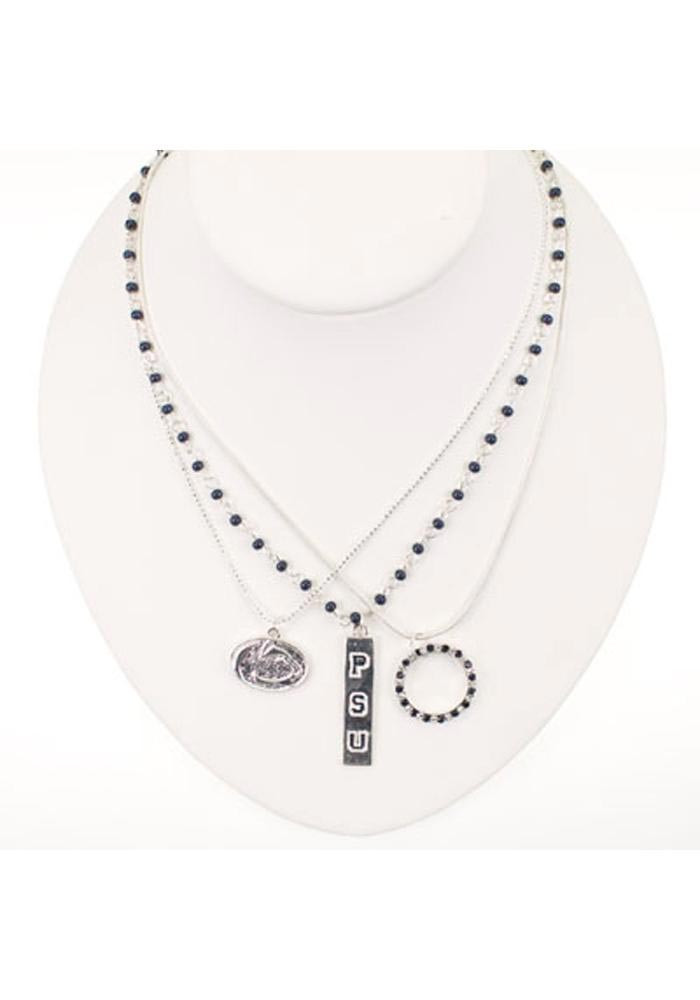 Penn State Nittany Lions Trio Necklace - Image 1