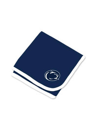 Penn State Nittany Lions Baby Knit Blanket - Navy Blue