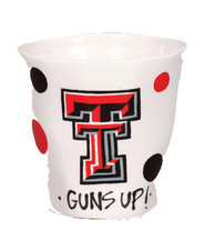 Texas Tech Red Raiders Wobbly Mug