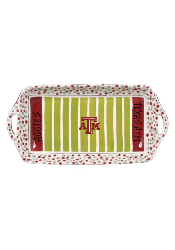 Texas A&M Aggies Stadium Serving Tray - Image 1