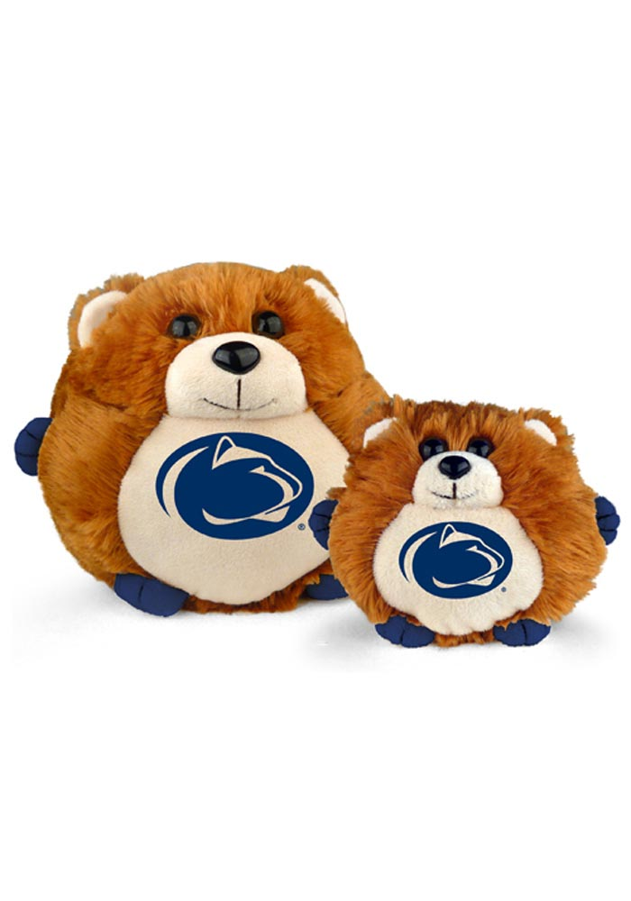 Penn State Nittany Lions 11in Round Cub Plush - Image 1